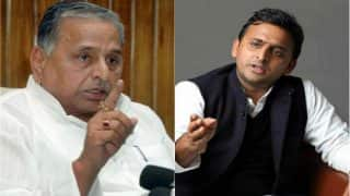 'I will accept EC's decision,' says Mulayam Singh Yadav: Election Commission to decide fate of Samajwadi Party cycle symbol at 4 PM