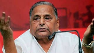 Mulayam Singh Yadav Celebrates 81st Birthday With Party Workers, Cuts 81 Kg Cake