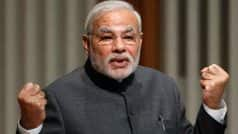 Prime Minister Narendra Modi wishes joy and prosperity for Manipur, Tripura and Meghalaya on 45th Statehood Day