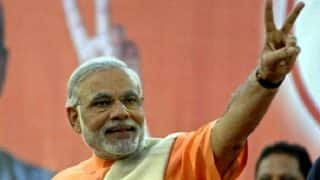 BJP-led NDA to win 360 seats if Lok Sabha elections held today: India Today Mood of the Nation Poll