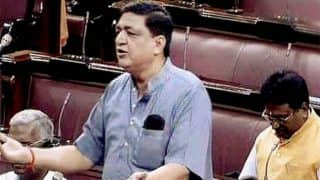 Mehbooba Mufti is hand in glove with terrorists, alleges Samajwadi Party MP Naresh Agarwal