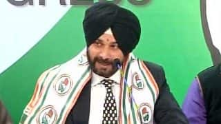 Navjot Singh Sidhu in trouble: Punjab police registers case of outraging sentiments of Sikh community against him