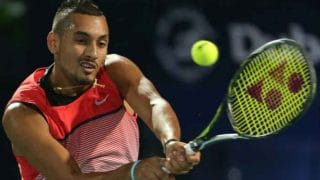 Brisbane International: Kyrgios blasts his way into finals
