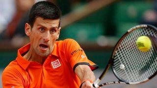 Novak Djokovic breaks down after losing a tennis match! Watch the full video here