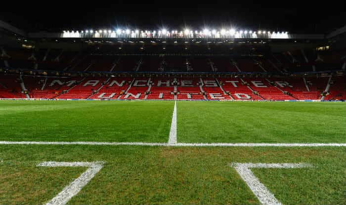 trafford manchester united stadium liverpool football tragedy munich disaster india spraying clash garlic turf ahead why struck rich return generic