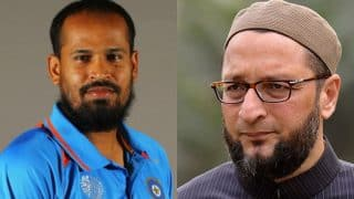 Yusuf Pathan's brother-in-law gets AIMIM ticket to contest BMC polls