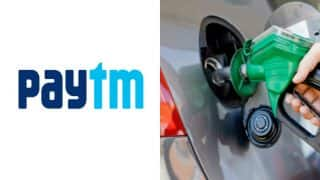 Over 41,000 petrol pumps across 550+ Indian districts accept zero cost cashless payments with Paytm