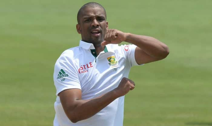 Image result for Injured Philander set to miss first Test vs Bangladesh
