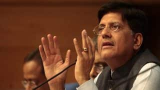 Piyush Goyal uses management term VUCA to describe state of affairs in Congress, speaks on demonetisation, triple talaq