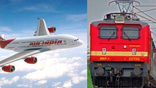 राजधानी ट्रेन से भी कम होगा एयर इंडिया का किराया, कल से शुरू हो रहा है ऑफर