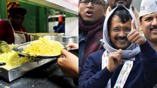 दिल्ली के अस्पताल में खुली 'आम आदमी कैंटीन' खुली, सिर्फ 10 रुपये में खाना