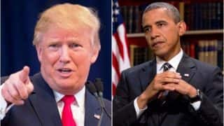 Donald Trump vs Barack Obama: Comparison of their inauguration day speeches