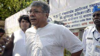 Sangh parivar is testing the waters before Uttar Pradesh Assembly Elections: Prakash Ambedkar