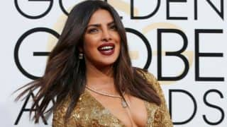 How to get Priyanka Chopra's bold Golden Globes 2017 red carpet look WATCH MAKEUP VIDEO