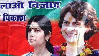 प्रियंका गांधी और डिंपल यादव एक पोस्टर में साथ दिखें, कांग्रेस-सपा का गंठबंधन तय!
