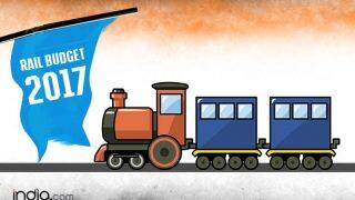 Railway Budget 2017 Special: Why was Rail Budget presented separately from Union Budget earlier?