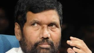 Service charge taken from customers should be accounted: Ram Vilas Paswan