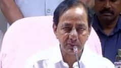 Telangana: Chandrasekhar Rao reviews works under Mission Bhagiratha