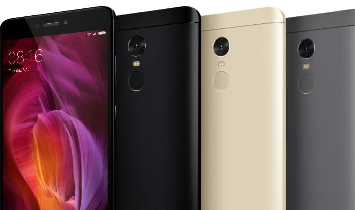 Xiaomi Redmi Note 4 Improved Battery Life And Premium