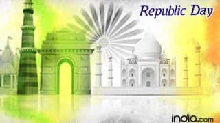 Happy Republic Day 2017: Republic Day Wishes, WhatsApp Status, Facebook Messages & Gif Images to share on this 68th Republic Day!