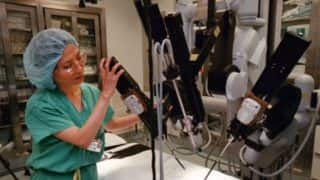 Robotic Surgical Procedure Sucesfully Done on Women;  Pakistan's Medical Breakthrough
