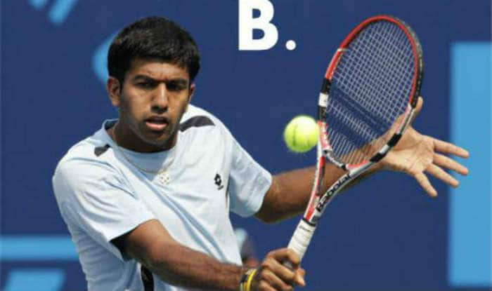 File photo Rohan Bopanna