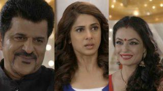 Beyhadh 10 January 2017 written update, full episode:Maya locks Jhanvi in her room and expels Ashwin from her home!