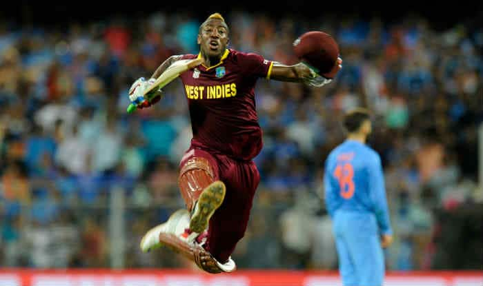 Andre Russell banned for a year for violating doping code