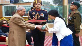 Havildar Hangpan Dada awarded Ashok Chakra posthumously on 68th Republic Day
