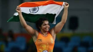 Wasn't 100 per cent prepared for Asian Wresting C'ship: Sakshi