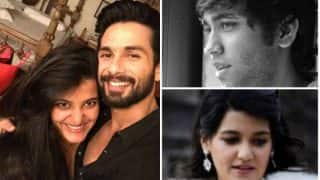 Oops!Om Puri's wife Nandita Puri accidentally reveals Shahid Kapoor's sister Sanah Kapoor's engagement details!
