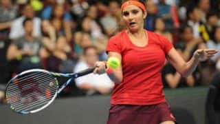 Italian Open: Sania Mirza moves into doubles quarterfinals, top seed Angelique Kerber crashes out in singles Round 2
