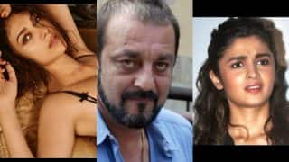 Not Alia Bhatt but Aditi Rao Hydari will play Sanjay Dutt's daughter in Bhoomi