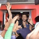 Spotted! Shah Rukh Khan boards August Kranti Rajdhani Express train to Delhi to promote Raees (See exclusive pictures and video)