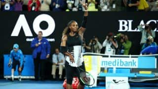 Serena Williams Set For Return To Tennis on Saturday