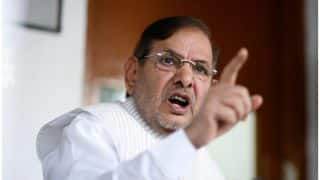 Don't Agree With Nitish's Decision on JD(U)-BJP Govt in Bihar, It's Unfortunate, Says Sharad Yadav