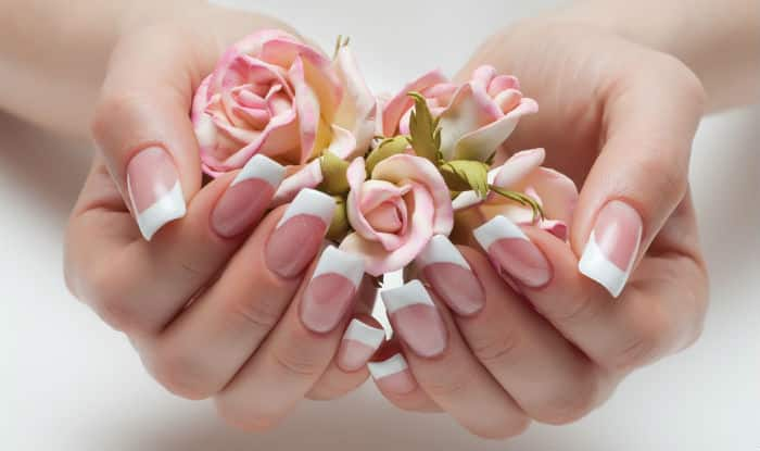 How to give yourself a perfect manicure at home watch video how to give yourself a perfect manicure at home watch video solutioingenieria Image collections
