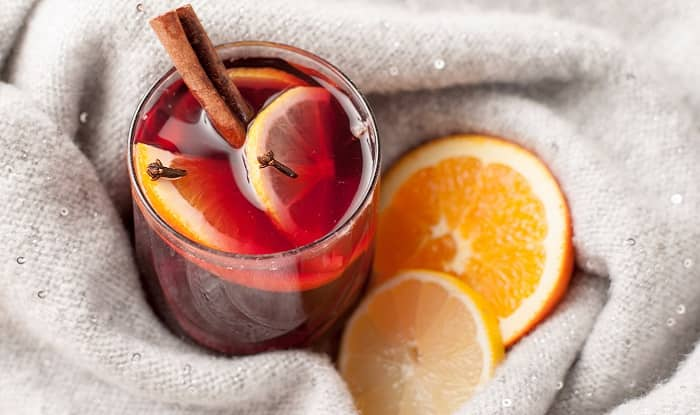 Easy DIY Winter Cocktail Recipes: How to make mulled wine, spiked monk's coffee & Blue Blazer cocktails at home