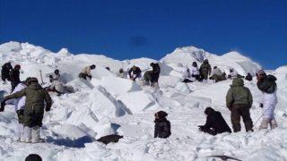 दक्षिणी सियाचिन में खतरनाक हिमस्खलन, 2 जवान शहीद