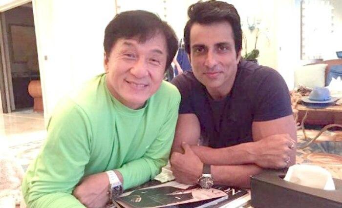 Sonu Sood Brings Jackie Chan To India To Promote Kung Fu Yoga - फिल्म 'कुंग फू योगा' के प्रमोशन के लिए भारत आ रहे हैं जैकी चैन !