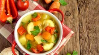 Weight Loss Recipes: Wholesome And Filling Soups