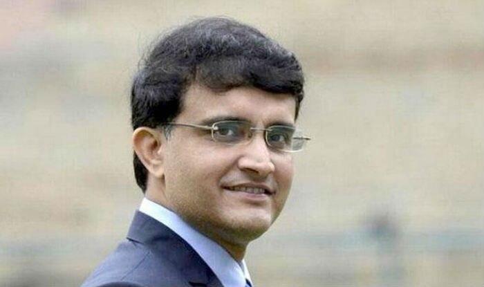 IPL 2019: 'Visitor' Sourav Ganguly Cynosure of All Eyes at Eden Gardens