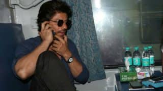Just In: Shah Rukh Khan REACTS to fan's death in Vadodara during Raees train promotion (Read full statement)