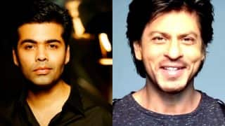 Karan Johar applauds Shah Rukh Khan for Raees on Twitter, what follows is an epic bromance!