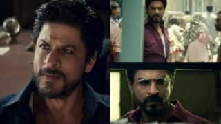 Raees Quick Movie review: Shah Rukh Khan's film does not live up to expectations!
