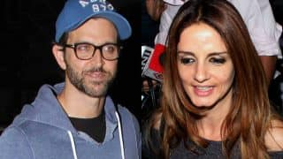 Sussanne's opinion means the world to me: Hrithik Roshan