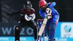 Afghanistan vs UAE: Preview, Live Streaming and Live Score of the Desert T20 Challenge match in Abu Dhabi
