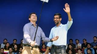 Sundar Pichai at IIT Kharagpur: Rs 2000 smartphone is must to target Indian rural connectivity