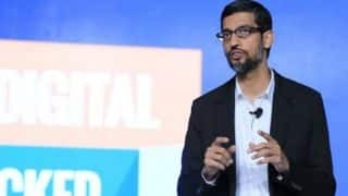 Google CEO Sundar Pichai amused to find young IIT-ians aim for IIMs
