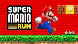 Super Mario Run will arrive soon in Android, pre-registrations begin